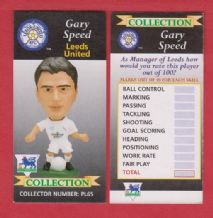 Leeds Gary Speed Wales PL65